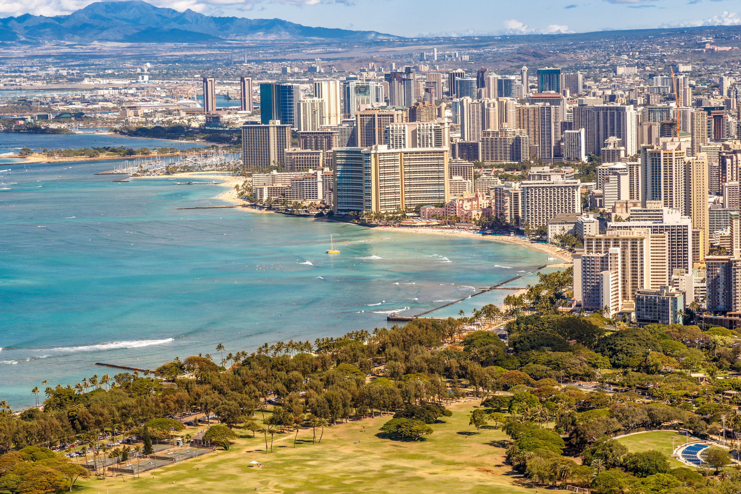 Honolulu Cruise Ship Injury Lawyer
