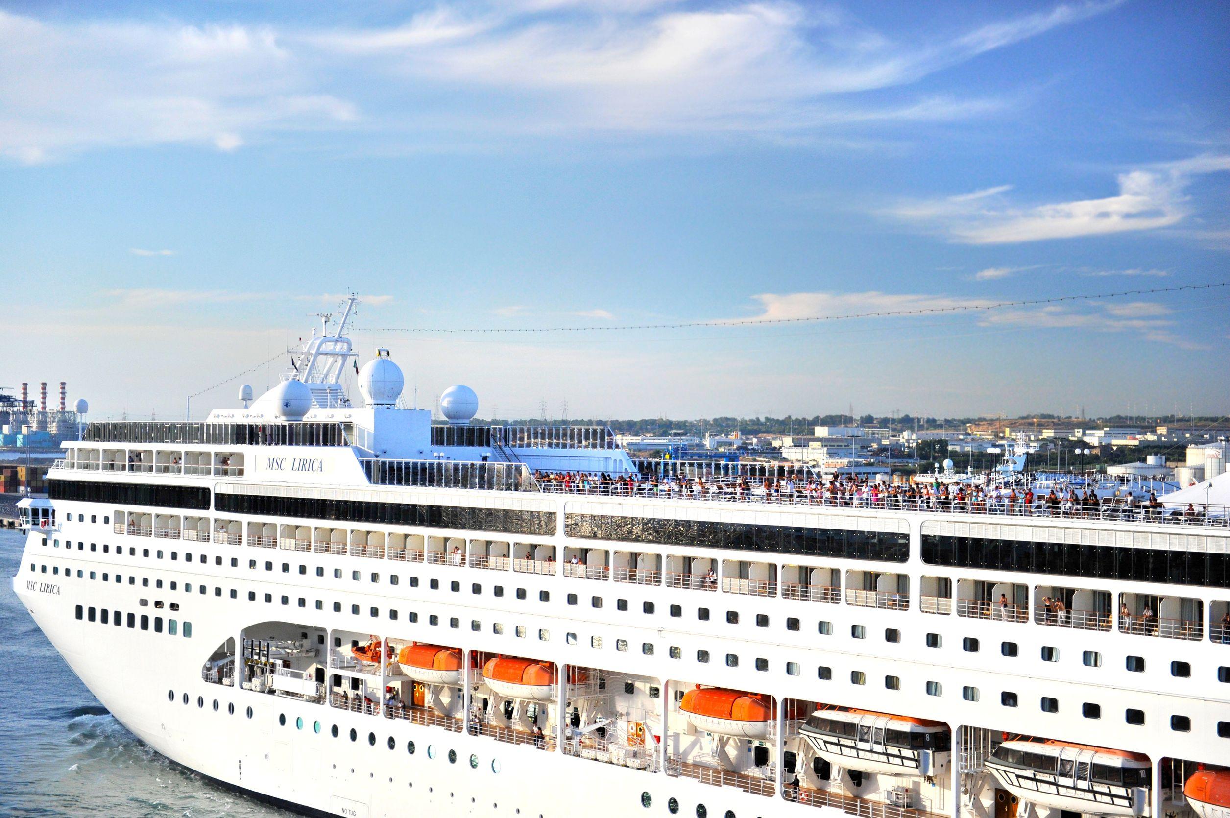 MSC Cruise Ships Injury Attorney