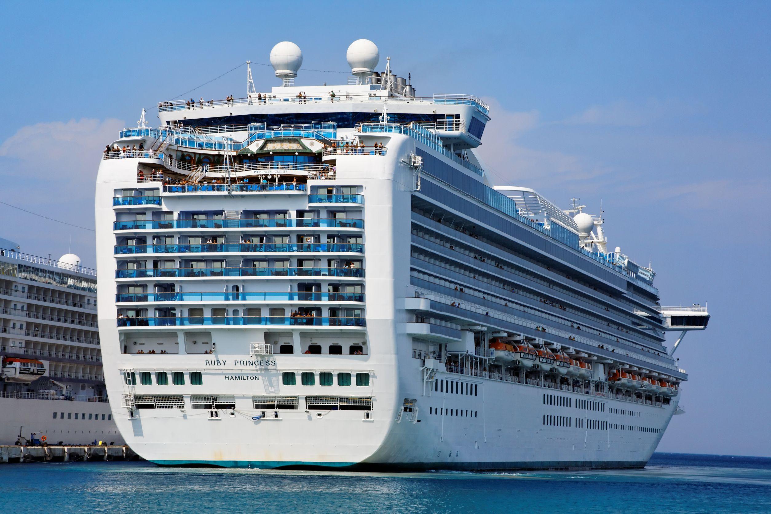 Princess Cruise Ship Injury Lawyer