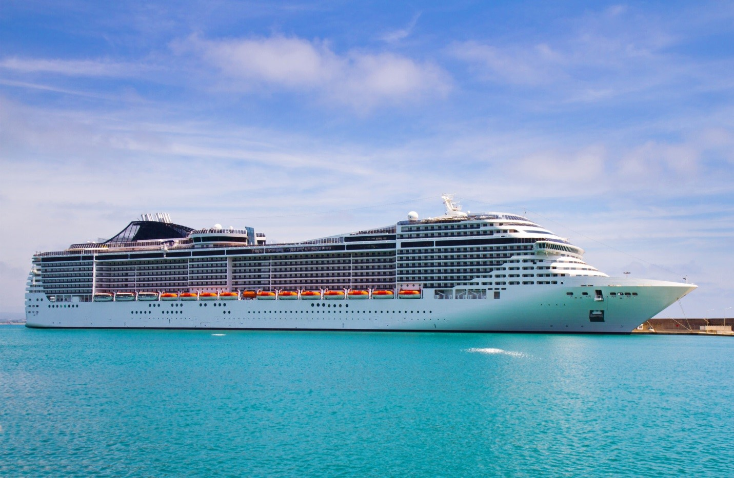 Eco-Friendly Advances in the Cruise Industry