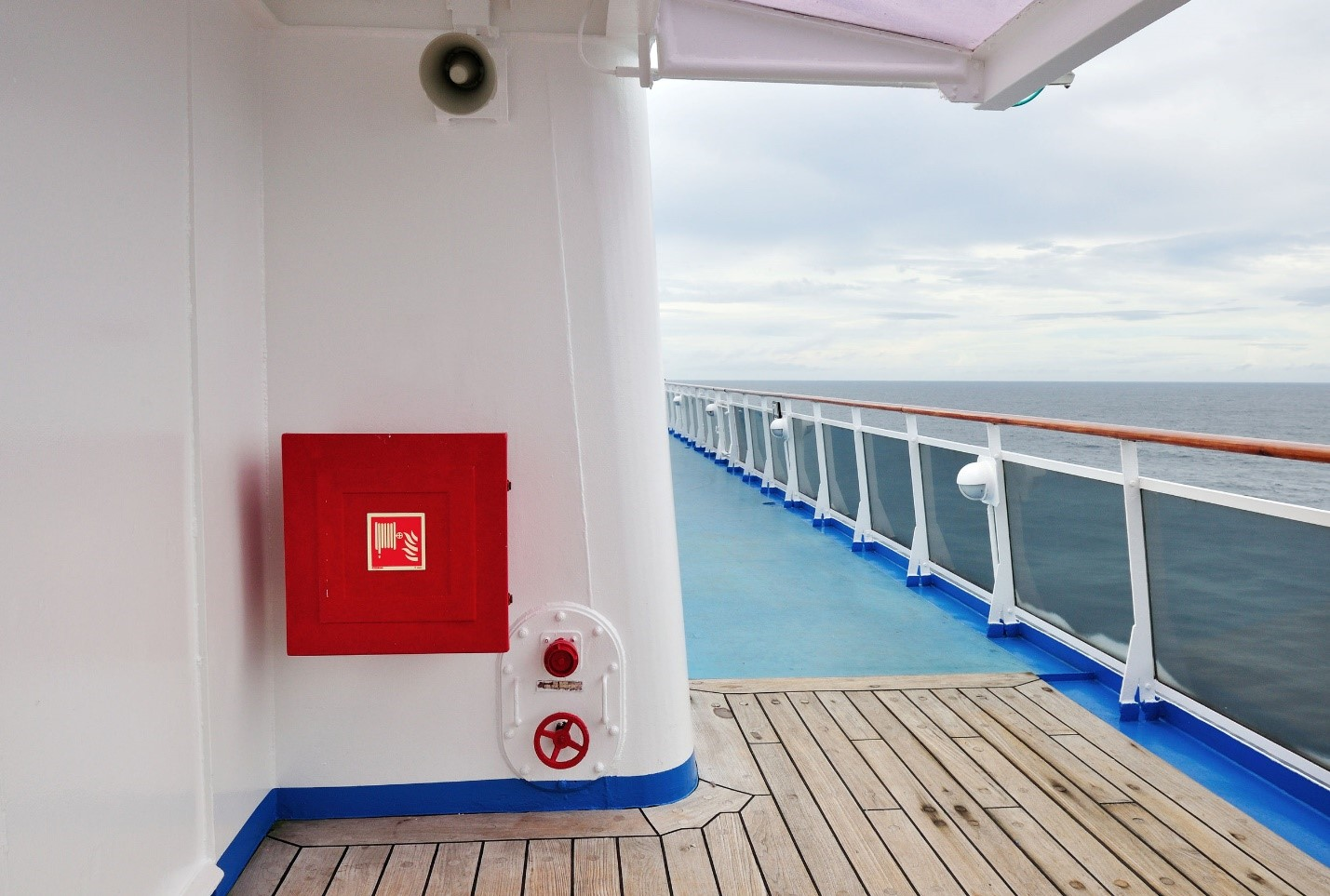 How to Stay Safe during a Cruise Ship Fire