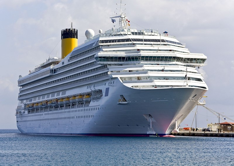 Classifying Cruise Ship Accidents