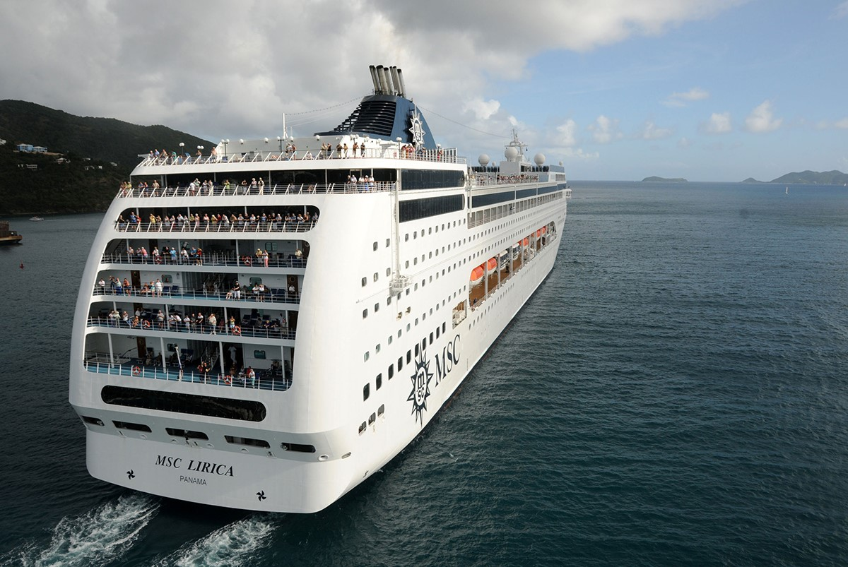 Two New Ships For Msc Cruises