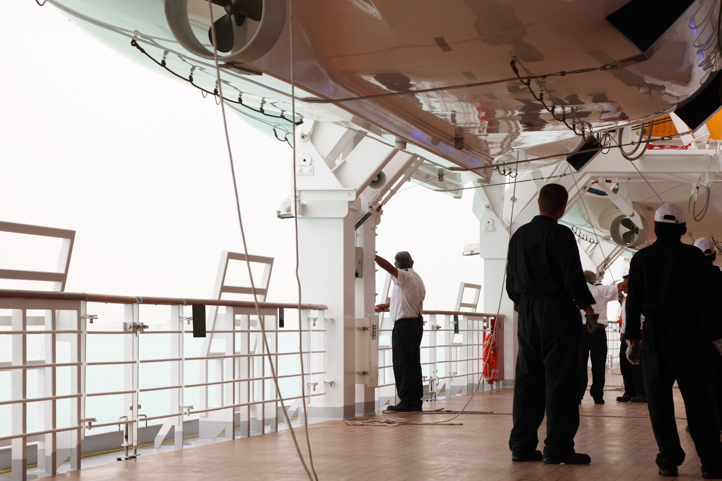 What Cruise Workers Need to Know about the Jones Act