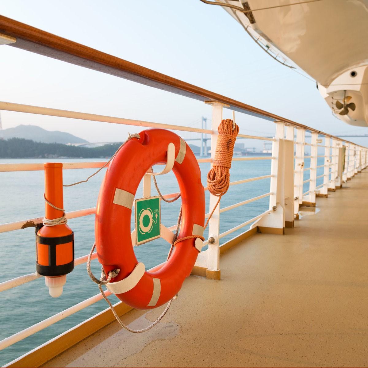 Myth 6 - Cruises Are Dangerous