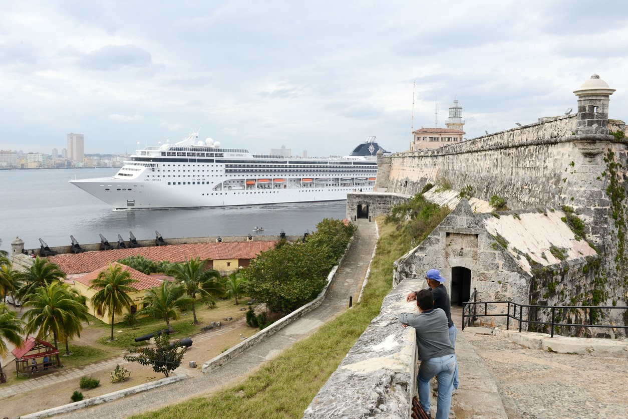 Issues with Cruising to Cuba