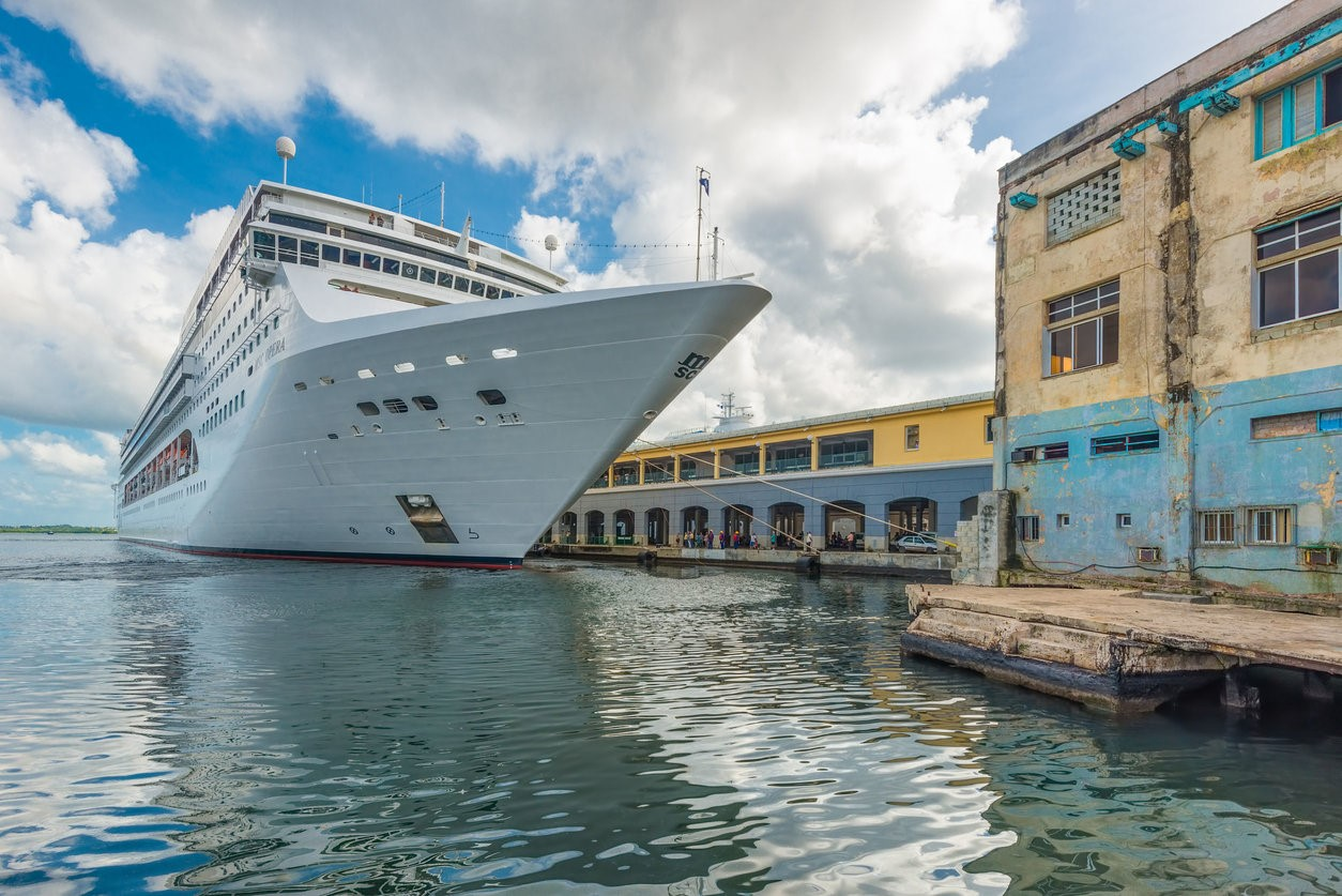 Some Cruise Lines Now Sailing to Cuba