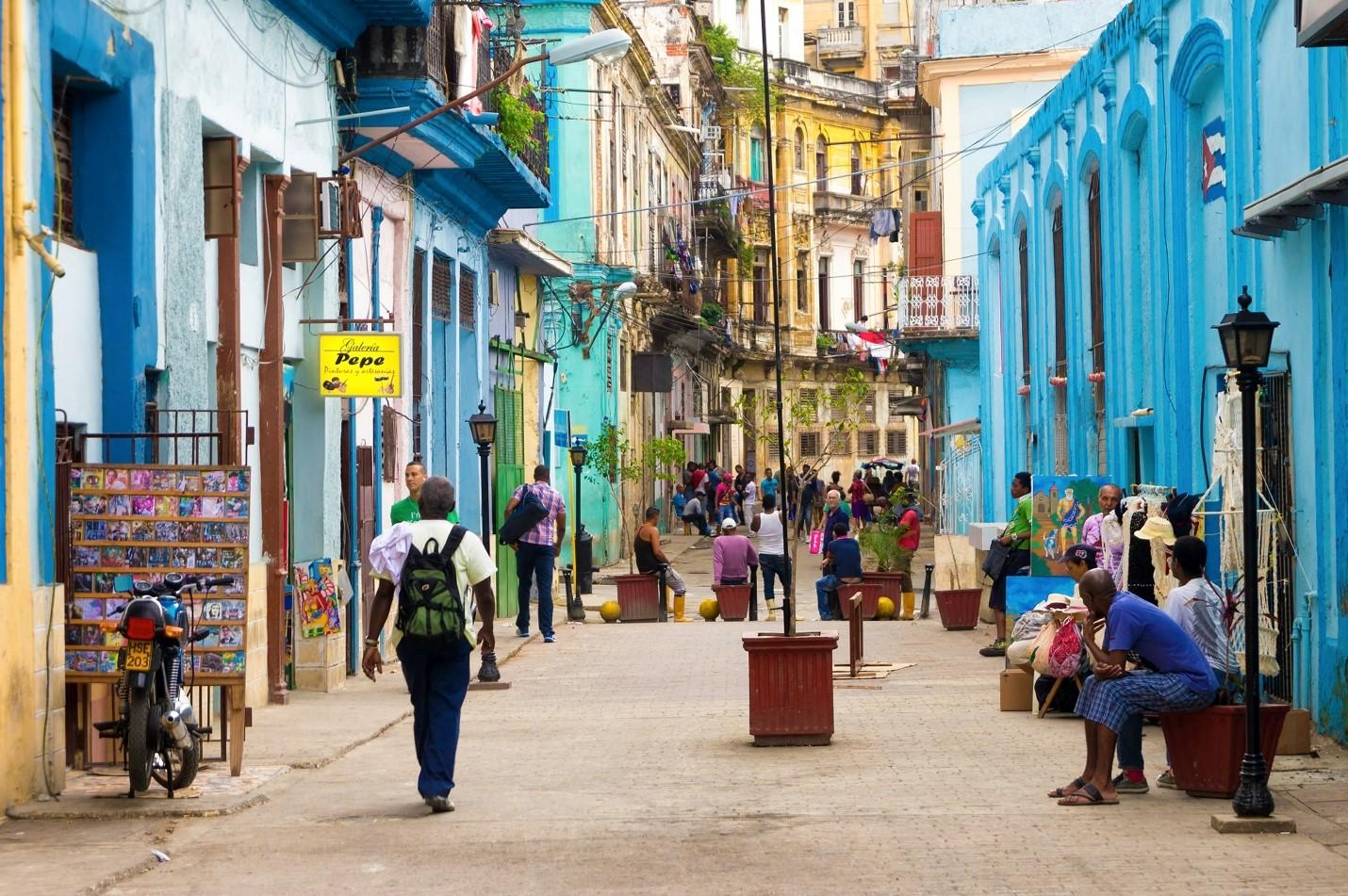 The Cuban Carnival Cruise Ship